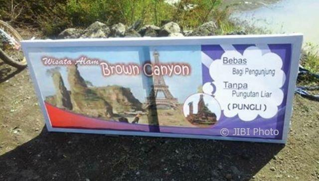 Wisata Semarang Masuk Kawasan Brown Canyon Dijamin Gratis