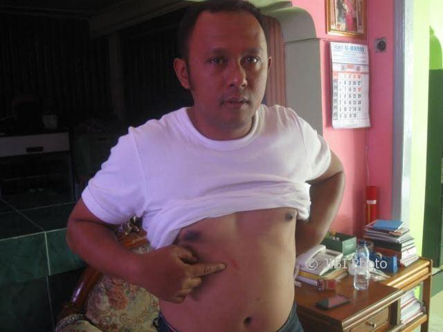 PENGANIAYAAN SUKOHARJO : Pelaku Penikaman Anggota DPRD Serahkan Diri