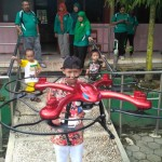 PENDIDIKAN WONOGIRI : Kreatif, Sekelompok Siswa SMPN 4 WonogiriBikin Drone Rakitan