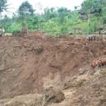 LONGSOR PONOROGO : Minggu, Longsor Susulan Terjadi Hingga 10 Kali di Desa Banaran