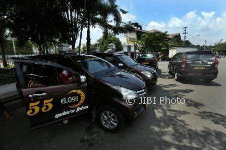 Soloraya Dapat Tambahan Kuota 360 Unit Taksi Termasuk Pelat Hitam