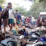 Nekat! Warga Lampung Nyopet di Pasar Klitikan Solo
