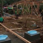LONGSOR PONOROGO : Jalan Terputus, Pembangunan Rumah Korban Longsor Banaran Terhambat