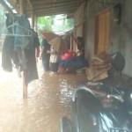BANJIR WONOGIRI : Sungai Meluap Banjiri Rumah Warga Purwantoro