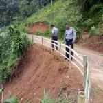 LONGSOR KARANGANYAR : Hujan Deras Picu Longsor di Ngargoyoso dan Jenawi