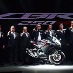 GIIAS 2017: All New Honda CBR250RR Paling Banyak Dipesan