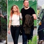 Amber Heard dan Elon Musk Habiskan Malam Romantis di Australia