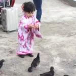 Bikin Gemas! Anak Ashanty Imut-Imut Pakai Kimono di Jepang