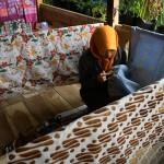 TRADISI DANDANGAN : Batik Kudus Turut Tampil di Pasar Dandangan