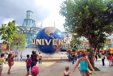 Ilustrasi Universal Studios Singapura (Youtube)