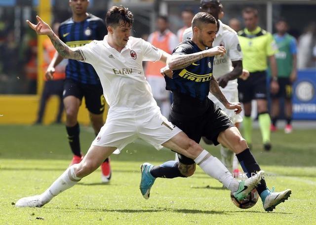 LIGA ITALIA : Inter Milan Vs AC Milan: Waspada Drama Menit Terakhir!