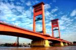 Jembatan Ampera, Jembatan Megah dan Fenomenal di Palembang