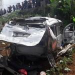 Lagi, Kecelakaan Beruntun di Cianjur Tewaskan 10 Orang