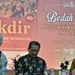 FOTO BUKU BARU : Begini Riwayat Pangeran Diponegoro Dibedah