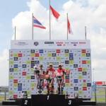 AARC 2017 : Pebalap Astra Honda Moncer di Thailand
