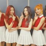 K-POP : Red Velvet Akhirnya Rilis Nama Fan Club