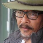 Sujiwo Tejo penulis Tuhan Maha Asyik. (JIBI/Solopos TV/Aji Tulus Pamungkas)