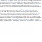 TRENDING SOSMED : Astaga! Wikipedia Cantumkan Tanggal Kematian Jupe