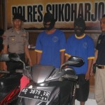 PENCURIAN SUKOHARJO : 2 Maling di Weru Tertangkap Berkat Rekaman Kamera CCTV