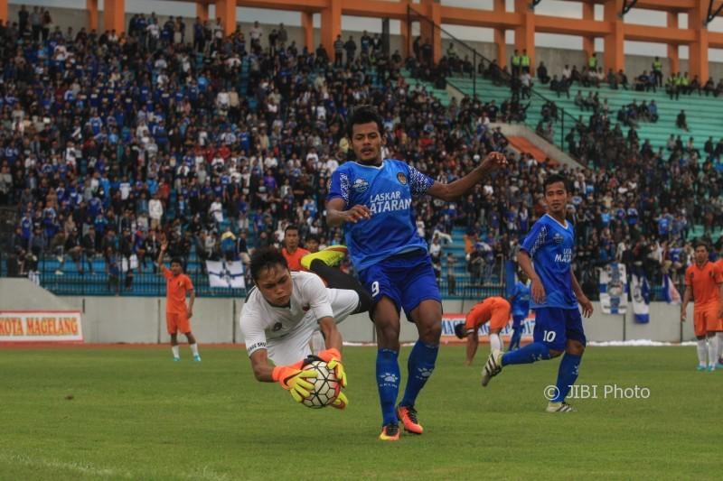 PSIM JOGJA : Aklimatisasi di Stadion Sultan Agung Menjelang Lawan Martapura FC