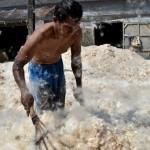 FOTO UKM SEMARANG : Kasur Pringapus Pakai Kapuk Randu Lokal