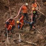 LONGSOR PONOROGO : Tim DVI Butuh 2 Pekan untuk Identifikasi Jenazah Korban Kelima