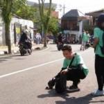 KISAH INSPIRATIF : Punguti Kotoran Hewan di Jalanan, Mahasiswa UKSW Raih Pujian