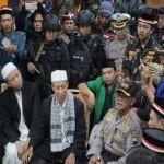 Acara HTI di Semarang Dibubarkan, Ganjar Apresiasi Banser