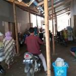 LONGSOR PONOROGO : Pengungsi Merasa Nyaman Tinggal di Rumah Relokasi Sementara