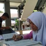 UJIAN NASIONAL 2017 : Hari Pertama UN SMA/MA di Boyolali Tanpa Kendala