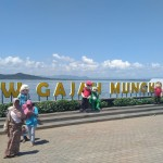 Para pengunjung menikmati suasana di Objek Wisata Waduk Gajah Mungkur (OW WGM), Desa Sendang, Wonogiri. Foto diambil beberapa waktu yang lalu. (JIBI/Solopos/Dok.)