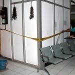 NARKOBA SRAGEN : Jadi Ajang Pesta Narkoba, Eks Kantor PBB Digerebek Polisi