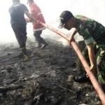 KEBAKARAN SUKOHARJO : 5 Bulan, Terjadi 14 Kebakaran dengan Kerugian Rp12,1 Miliar