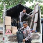 MIRAS KARANGANYAR : Polisi Gagalkan Penyelundupan 2.760 Liter Ciu ke Jakarta