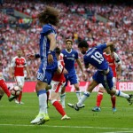 COMMUNITY SHIELD 2017 : Chelsea Tanpa Diego Costa, Arsenal Tetap Waspada