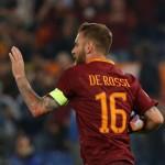 Teken Kontrak Baru, De Rossi di Roma Hingga 2019