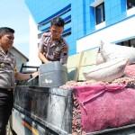 Pengiriman 450 Liter Ciu ke Nganjuk Digagalkan di Jalan Solo-Sragen
