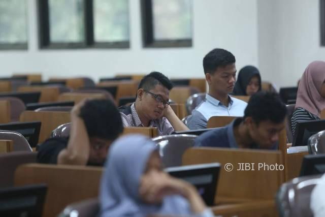 Ilustrasi ujian SBMPTN. (Nicolous Irawan/JIBI/Solopos)