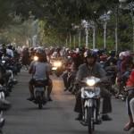 LALU LINTAS SOLO : Ngabuburit, Ini 4 Titik Lokasi Macet Kota Bengawan