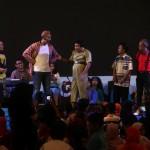 Gergeran Bareng Wayang OVJ Bersama Pengunjung Solo Square