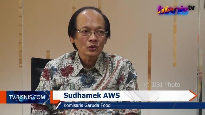 Pebisnis yang juga CEO Garudafood, Sudhamek A.W.S., bakal tampil sebagai pembicara di seminar nasional yang digelar UKSW Salatiga, Rabu (10/5/2017) . (JIBI/Semarangpos.com/Bisnis TV)