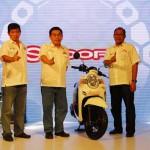 SEPEDA MOTOR TERBARU : All New Honda Scoopy Diperkenalkan di Jogja, Berapa Harganya?