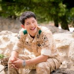 Song Joong Ki (Bloosom Entertainment)