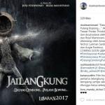 FILM TERBARU : Teaser Poster Jailangkung Bikin Deg-Degan