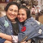 Panggil Rahmawati Soekarnoputri Ibu Mertua, Vanessa Angel Bikin Penasaran