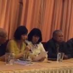 Video Veronica Tan Menangis Bacakan Surat Ahok