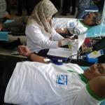 HARI BURUH 2017 :Peringati May Day, Buruh Solo Ramai-Ramai Donor Darah