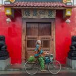 FOTO CAGAR BUDAYA REMBANG : Bangunan China Hindia Masih Bertahan