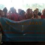 DEMO SOLO : Masyarakat Cinta Damai Soloraya Gelar Aksi Damai Dukung NKRI