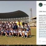 LIGA 2 : Ditarik Bhayangkara FC, Kiper PSIS Pamitan Lewat Instagram